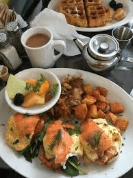 Figs Breakfast n Lunch - One of the Best Breakfast Restaurants in Downtown Toronto